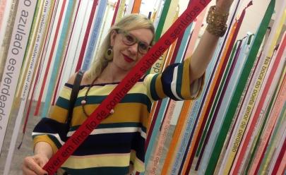 Shopping de Brasília recebe exposição gratuita de artista goiana