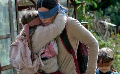 Crítica: Bird Box, o novo filme de suspense da Netflix com Sandra Bullock