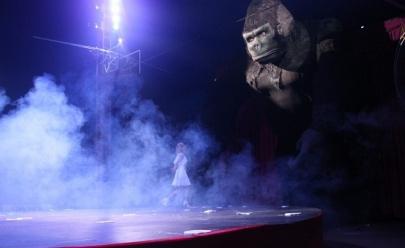 Circo chega a Uberlândia com artistas da Rússia, mágicos de Las Vegas e King Kong entre as atrações