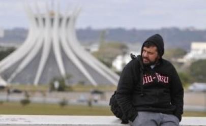 Prepare o casaco! Fim de semana em Brasília terá temperaturas mínimas de 11°