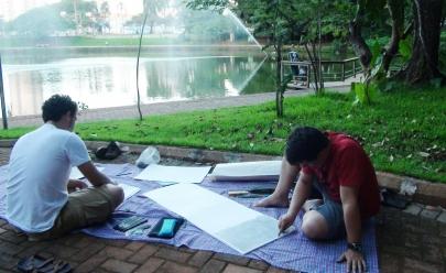 5 maneiras de socializar nas áreas públicas de Goiânia