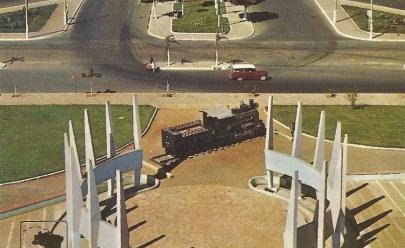 Prefeitura deve reconstruir o Monumento do Trabalhador em Goiânia