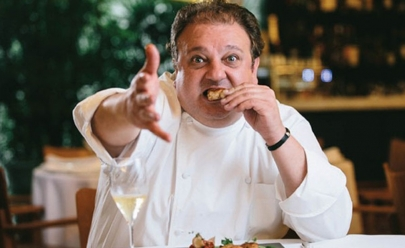 Masterchef: chef Erick Jacquin fala de sua palestra em Goiânia, da vida e carreira