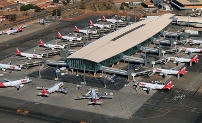 Aeroporto de Brasília fica entre os três melhores do país em pesquisa
