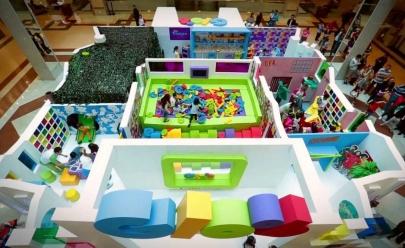 Mundo Gloob chega a Brasília e promete animar as férias da criançada com atrações gratuitas