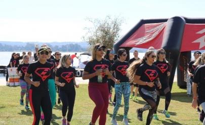 Evento gratuito para mulheres acontece em Brasília às margens do Lago Paranoá