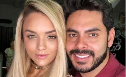 Blogueira Rafa Kalimann e cantor Rodolffo terminam casamento de 4 anos