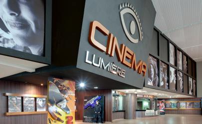 Cinemas Lumière encerram atividades no Araguaia Shopping em Goiânia