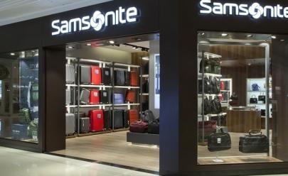 Uberlândia recebe primeira franquia do mundo da Samsonite