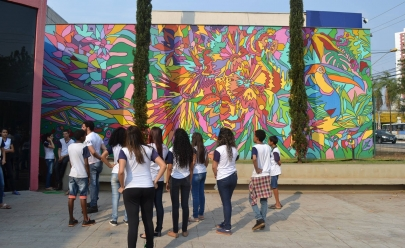 """Exposição de arte contemporânea no CCUFG recebe """"Diálogos Possíveis 3"""""""