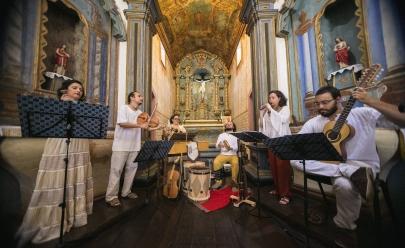 Projeto apresenta música medieval em estações ferroviárias de Goiás