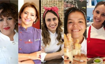 Chefs mulheres que fazem de Goiânia um verdadeiro pólo gastronômico