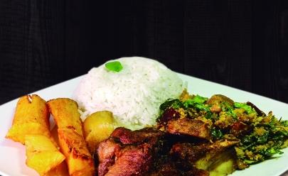 Fogão Goiano oferece comida com sabor de casa por um preço em conta