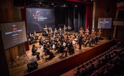 Orquestra Filarmônica de Goiás apresenta concerto gratuito inteiramente dedicado a Bach