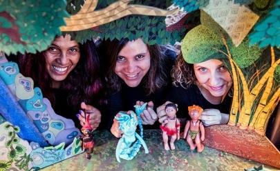 Lobeiras: mutirão de arte, cultura e formação ocupa o Guará
