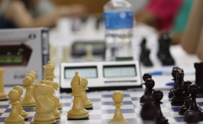 Shopping em Brasília recebe torneio de xadrez