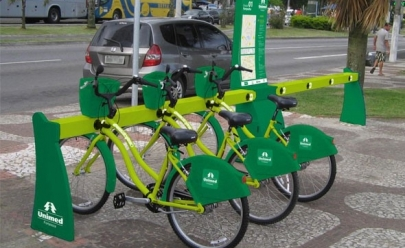Goiânia ganha bicicletas públicas compartilhadas