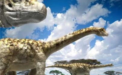 Dinossauros surgiram no Brasil e na Argentina, diz estudo