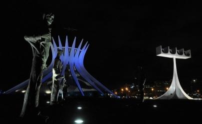 GDF lança edital para selecionar marca dos 60 anos de Brasília