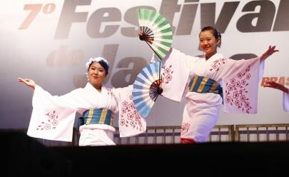 Brasília recebe 8ª edição do Festival do Japão