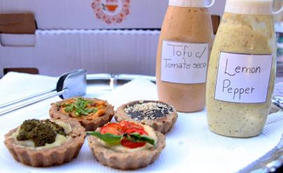 Feirinha vegana oferece comidinhas, cosméticos e acessórios 100% livres de origem animal em Goiânia