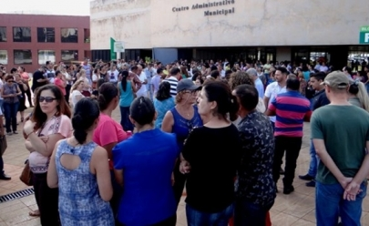 Servidores da Saúde e vigilantes penitenciários anunciam greve em Goiânia e no interior de Goiás