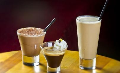 Para os dias de calor: café gelado!