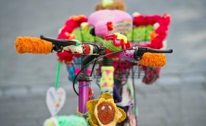 Bloco de carnaval promove passeio de bike, com diversão e música em Uberlândia