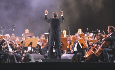 Banda Sinfônica comemora 10 anos com concerto no Teatro Sesi em Goiânia