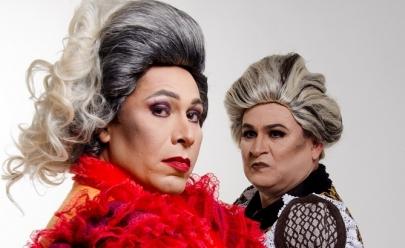As Malditas: espetáculo trágico-cômico faz curta temporada em Brasília