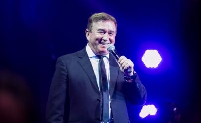 Amado Batista faz show em Goiânia