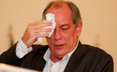 Ciro Gomes se sente mal e passa por procedimento em hospital de São Paulo