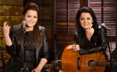 Maiara e Maraísa cancelam show no Festival Caldas Country 2016