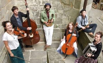 Com ritmos multiculturais, grupo franco-brasileiro se apresenta em Uberlândia