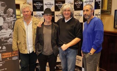 Exclusivo! Dire Straits faz show pela primeira vez em Brasília com a turnê internacional 'Legacy'