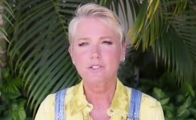 Xuxa pede desculpas por ter apoiado João de Deus: 'me enganei feio'