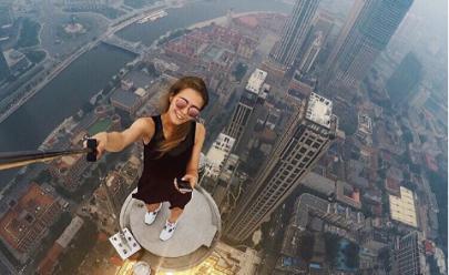 As fotos que esta garota tira são de tirar o fôlego
