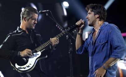 Victor e Leo comemoram 25 anos de carreira com show em Brasília