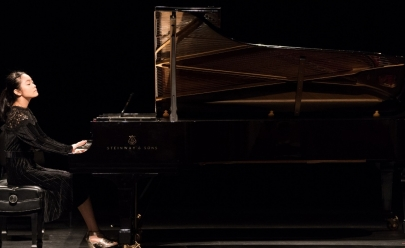 Pianista chinesa abre temporada de Concertos Tribanco em Uberlândia