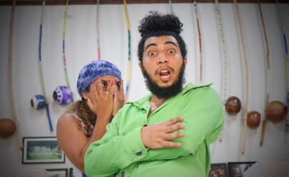 Capoeira e história afrobrasileira se misturam em espetáculo infantil com entrada gratuita em Goiânia