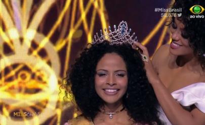 Piauiense Monalysa Alcântara, de 18 anos, vence o Miss Brasil 2017