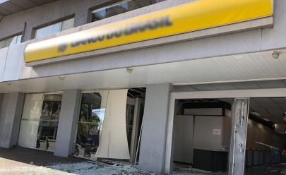 Goiânia passa por mais um ataque a agência bancária