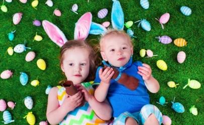 Oficinas gratuitas de ovos de Páscoa para crianças acontecem em Goiânia