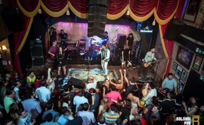 Banda Vértize se apresenta no Bolshoi Pub com dobradinha de chope e entrada gratuita até as 22h