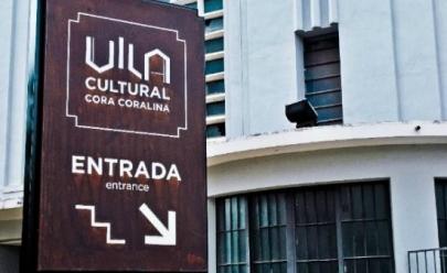 Confira a programação da Vila Cultural Cora Coralina no mês de julho
