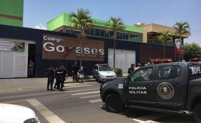 Atentado em escola em Goiânia deixa três crianças mortas e outras cinco pessoas feridas