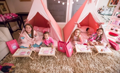 Hotel promove Festa do Pijama em Brasília