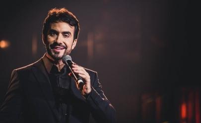 Padre Fábio de Melo faz show em Goiânia