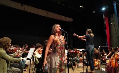Orquestra Sinfônica de Goiânia faz apresentação feminina em homenagem ao dia das mulheres