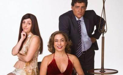 Cissa Guimarães traz espetáculo 'Doidas e Santas' a Uberlândia